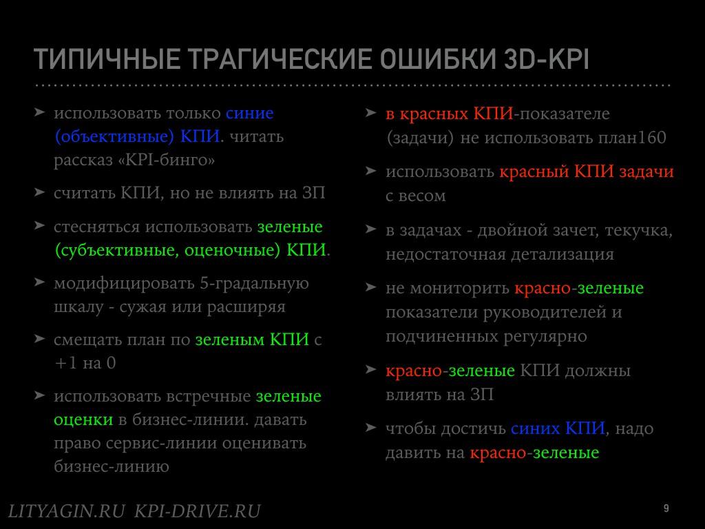 Три цвета KPI.009