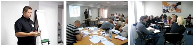 Фотографии с семинаров с Александром Литягиным