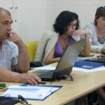 Сервисное подразделение (логистика, склад, бухгалтерия) заносят свои задачи на июнь 2011г.