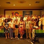 Памятное фото участников семинара с А. Литягиным