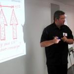 Основная тема семинара — как ввести KPI-управление в своей компании по технологии А. Литягина