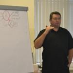 Александр Литягин о рассказывает результативности