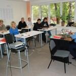 Практические занятия чередуются с интерактивными лекциями Александра Литягина